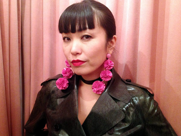 Atsuko Kudo answers News Of Madonna's questions!