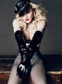 Atsuko Kudo answers News Of Madonna's questions!