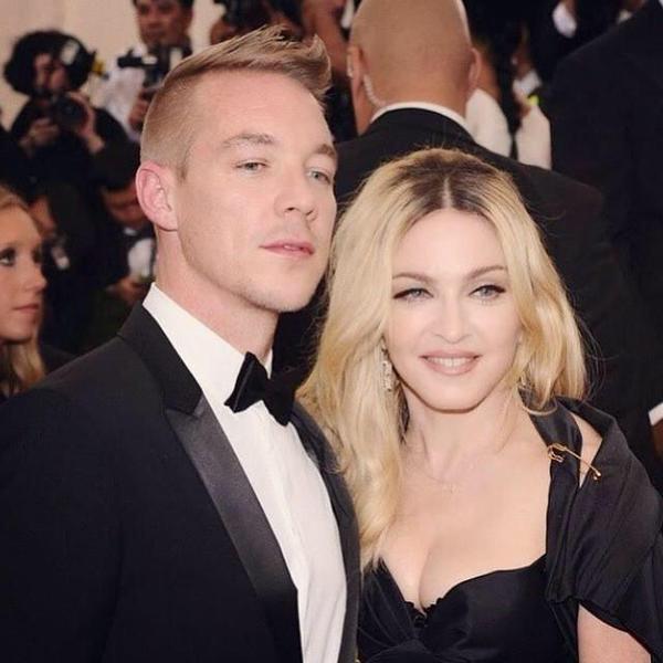 Madonna - MET GALA 2015.