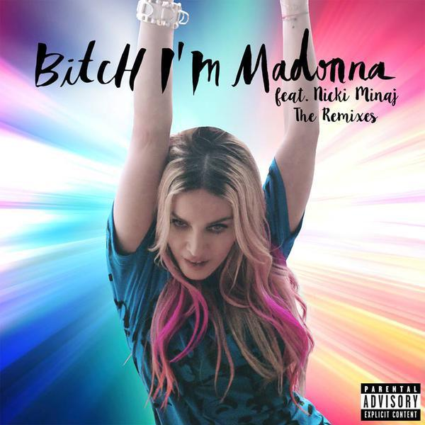 Bitch I am Madonna : 16 Juin