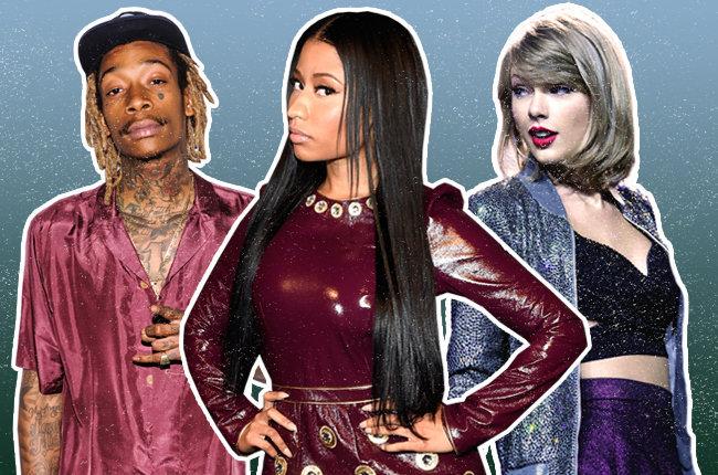 Billboard : Votez pour votre artiste, clip & chanson préférée de la première moitié de 2015