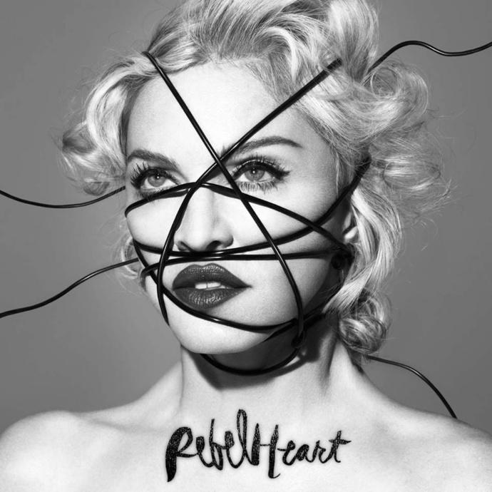 Rebel Heart dans le TOP 20 des meilleures ventes d'album 2015 !