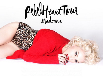 Rebel Heart Tour : Australia