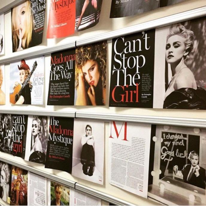 Rolling stone Magazine : Un numéro spécial Madonna