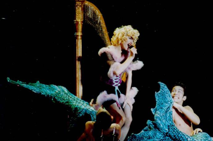 25 ans du Blond Ambition Tour Barcelone