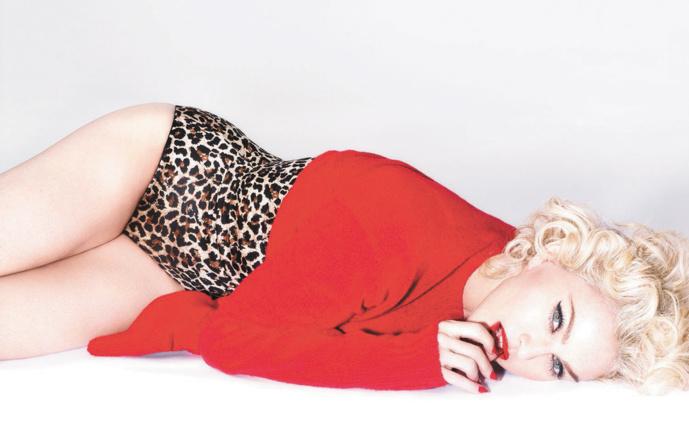 Rebel Heart Tour : Madonna pour le Journal de Montréal