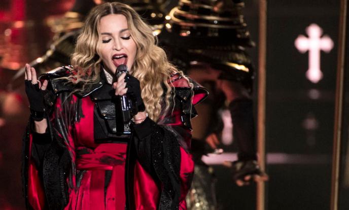 Rebel Heart Tour : Opening Night à Montréal les photos
