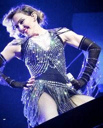 Rebel Heart Tour NYC : 16 et 17 Septembre