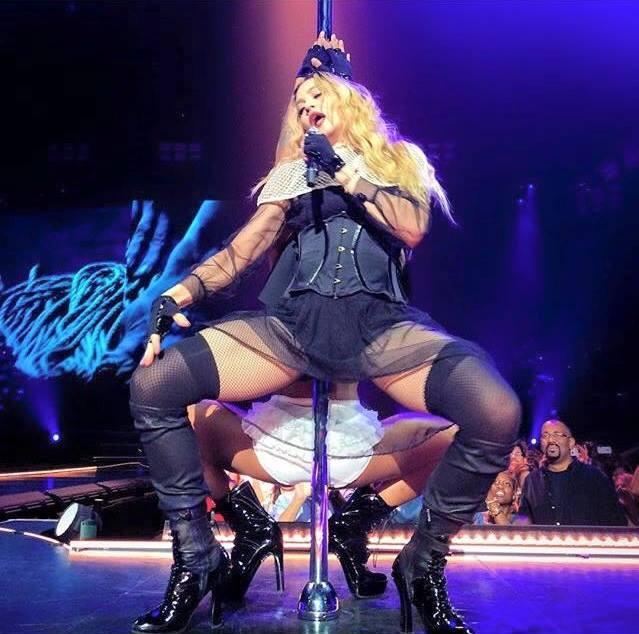 Rebel Heart Tour : Philadelphie 24 Septembre