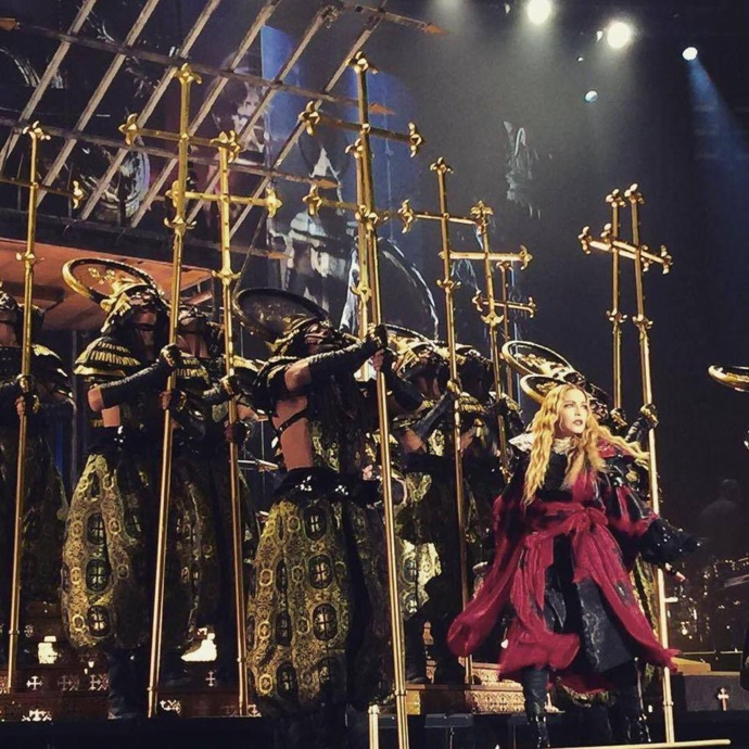 Rebel Heart Tour : Vancouver 14th October