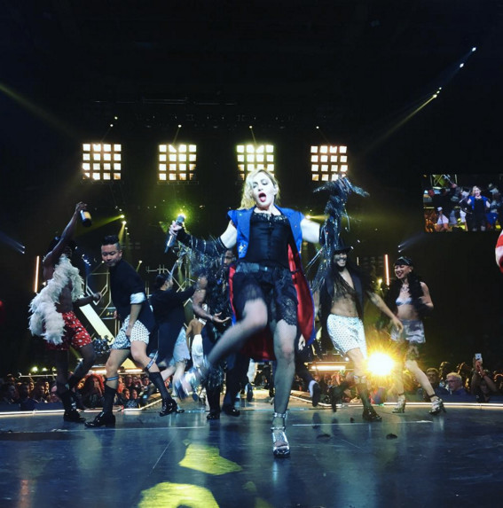 Rebel Heart Tour : San José October 19th