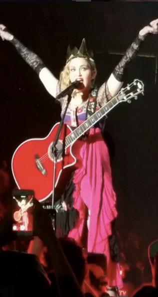 Rebel Heart Tour Glendale (Phoenix) : October 22nd !