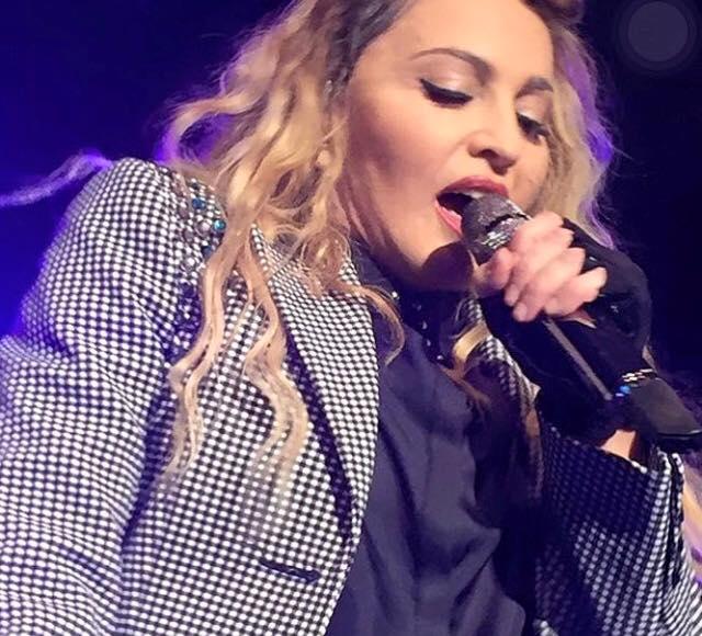 Rebel Heart Tour : Las Vegas October 24th