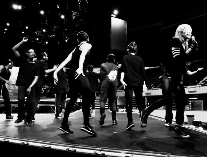 MDNA TOUR : Toutes les vidéos des répétitions