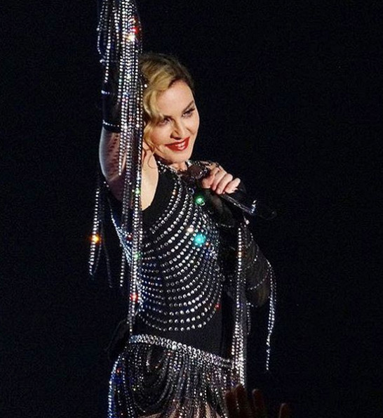 Rebel heart Tour Prague : 7 & 8 Novembre