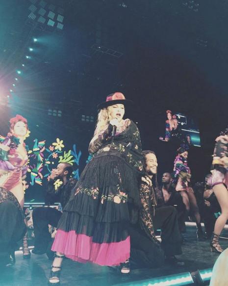 Rebel Heart Tour : Berlin 10th & 11th of November