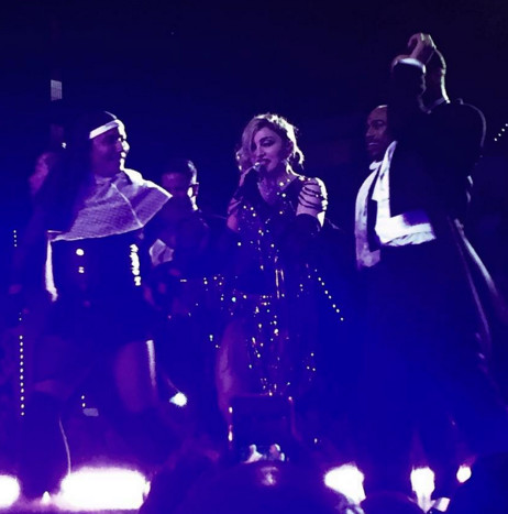 Rebel Heart Tour : Torino 19th, 21st and 22nd November