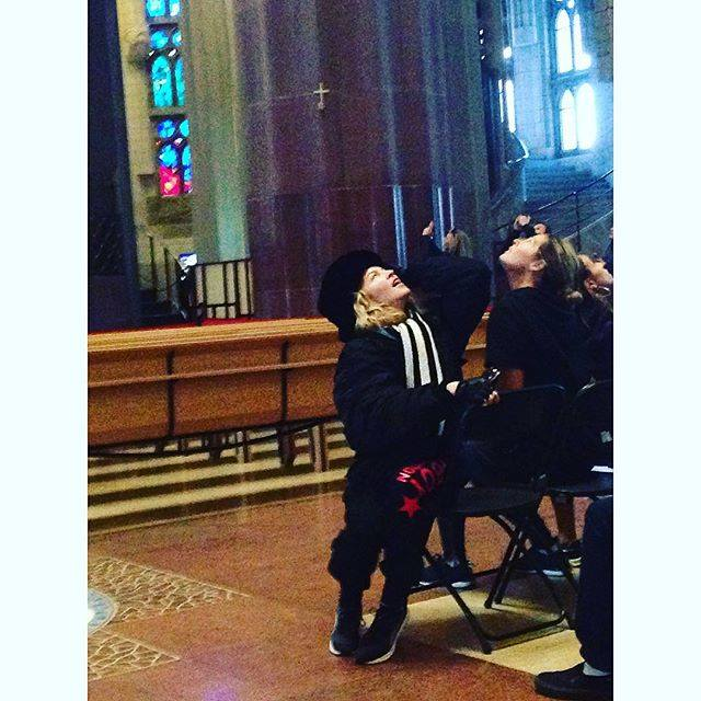 Madonna : une touriste comme les autres