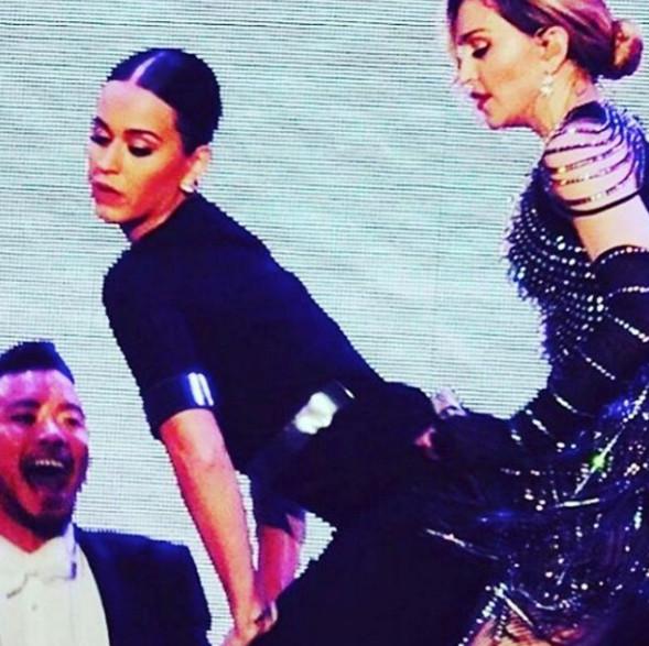 L'année 2015 de Madonna !