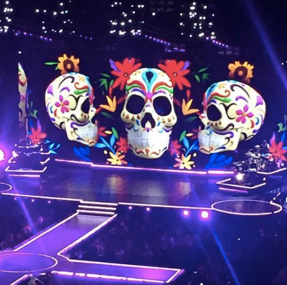 Rebel Heart tour : Mexico