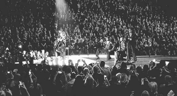 Rebel Heart Tour : TULSA