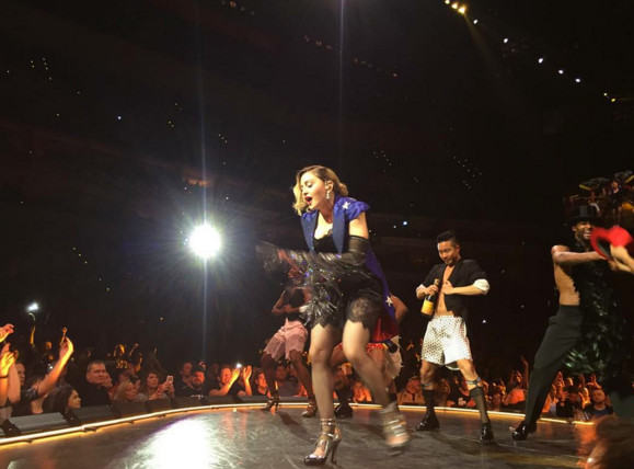 Rebel Heart Tour : LOUISVILLE 16th of January