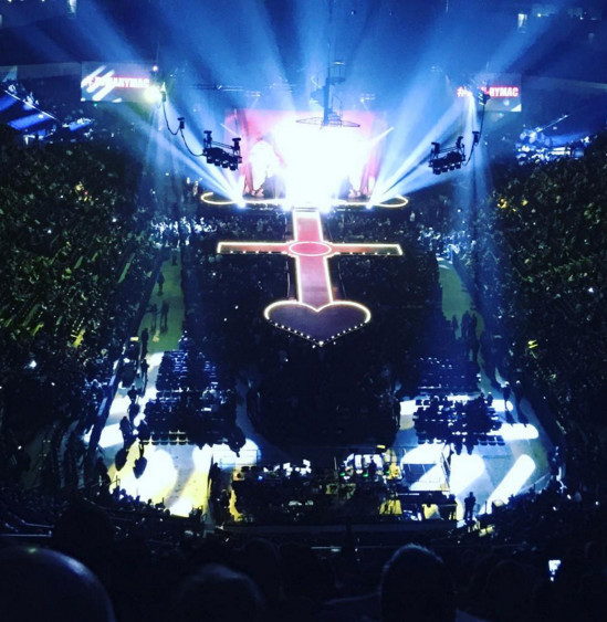 Rebel Heart Tour : Nashville