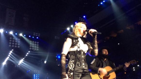 Rebel Heart Tour : Atlanta 20 Janvier