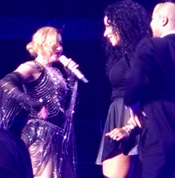 Rebel Heart Tour : Atlanta 20 Janvier
