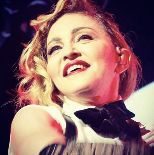 Rebel Heart Tour : Miami