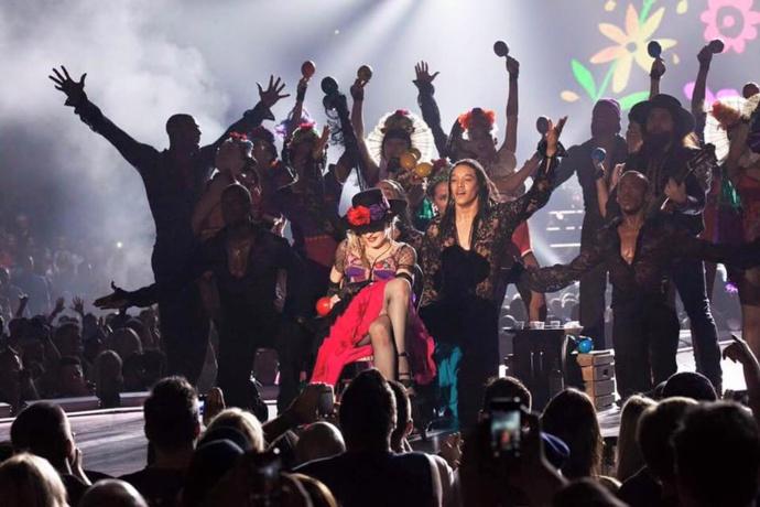 Rebel Heart tour : Puerto Rico 27 & 28 Janvier