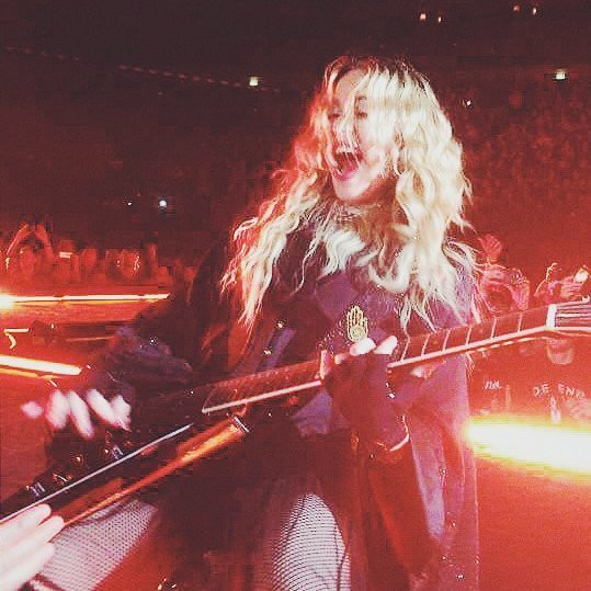 REBEL HEART TOUR TAIPEI 04 & 6 Fevrier