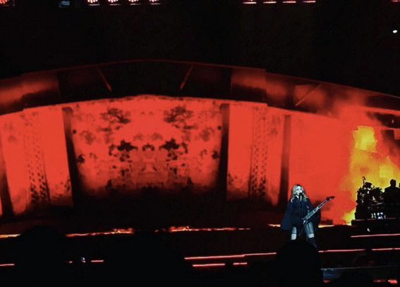 Rebel Heart tour : Tokyo  13 et 14 Février