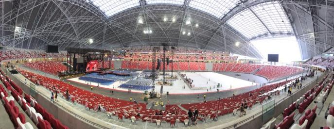 REBEL Heart Tour Singapour 28 Février