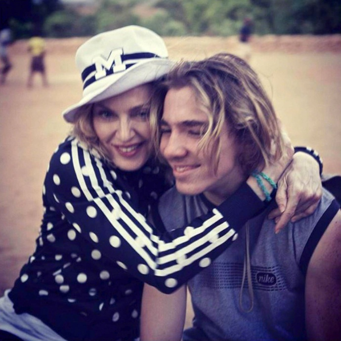 Madonna et Guy Ritchie réprimandés par un juge