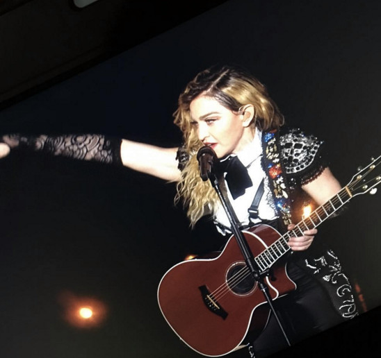 Rebel Heart Tour : Brisbane