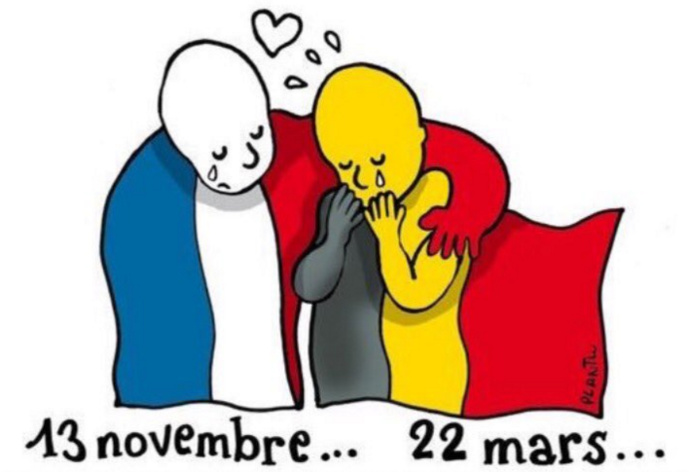 Pray for Brussels !