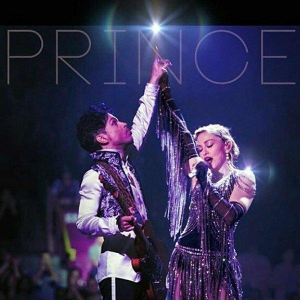 Madonna rendra hommage à Prince lors des prochains Billboard Music Award