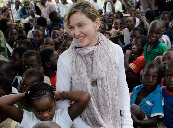 Madonna attendue au Malawi