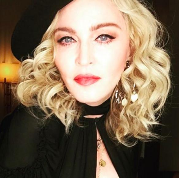 Joyeux Anniversaire Madonna