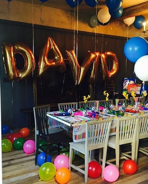 Joyeux Anniversaire David !