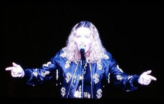 Madonna en première partie d'Amy Schumer