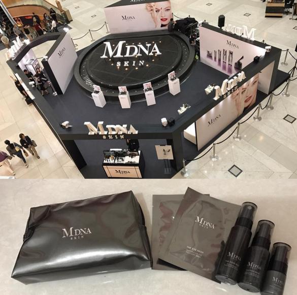 MDNA Skin : Débarque en Chine