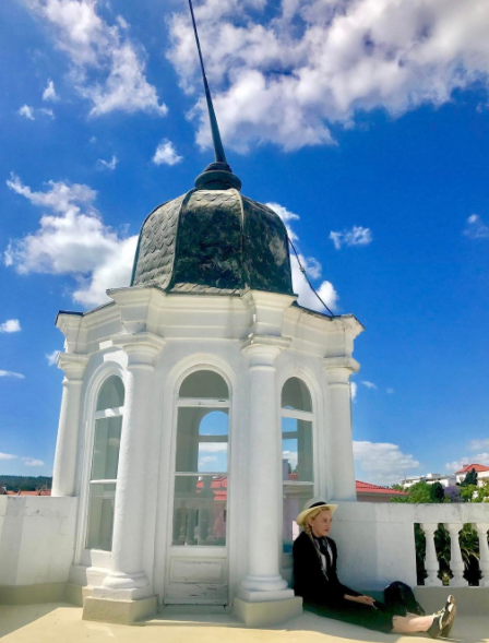 Madonna au Portugal