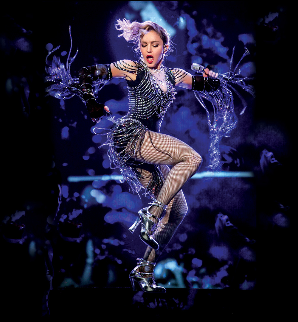 Ready for the Rebel Heart Tour DVD ??