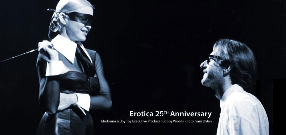 Erotica : 25 ans
