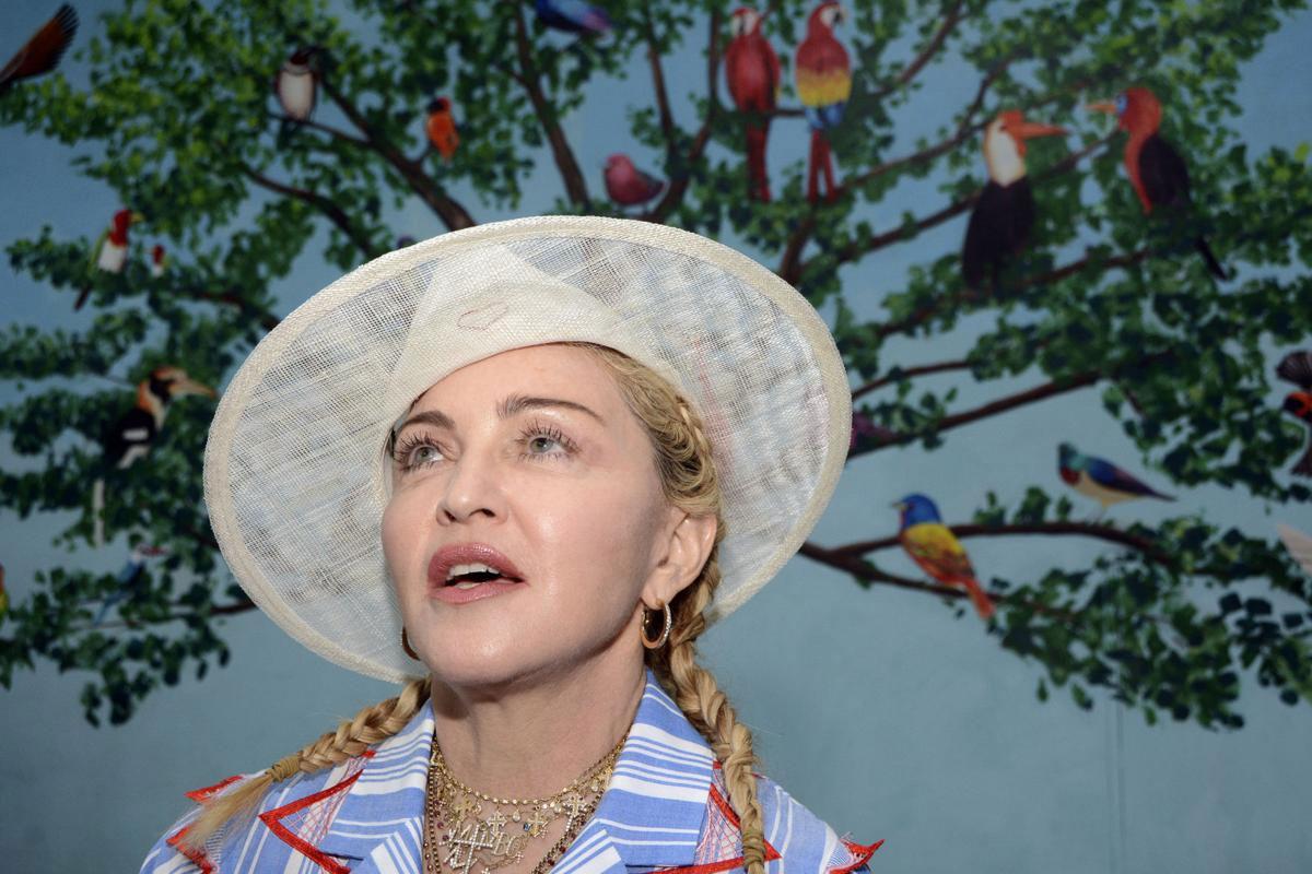 Madonna au Malawi (MAJ)