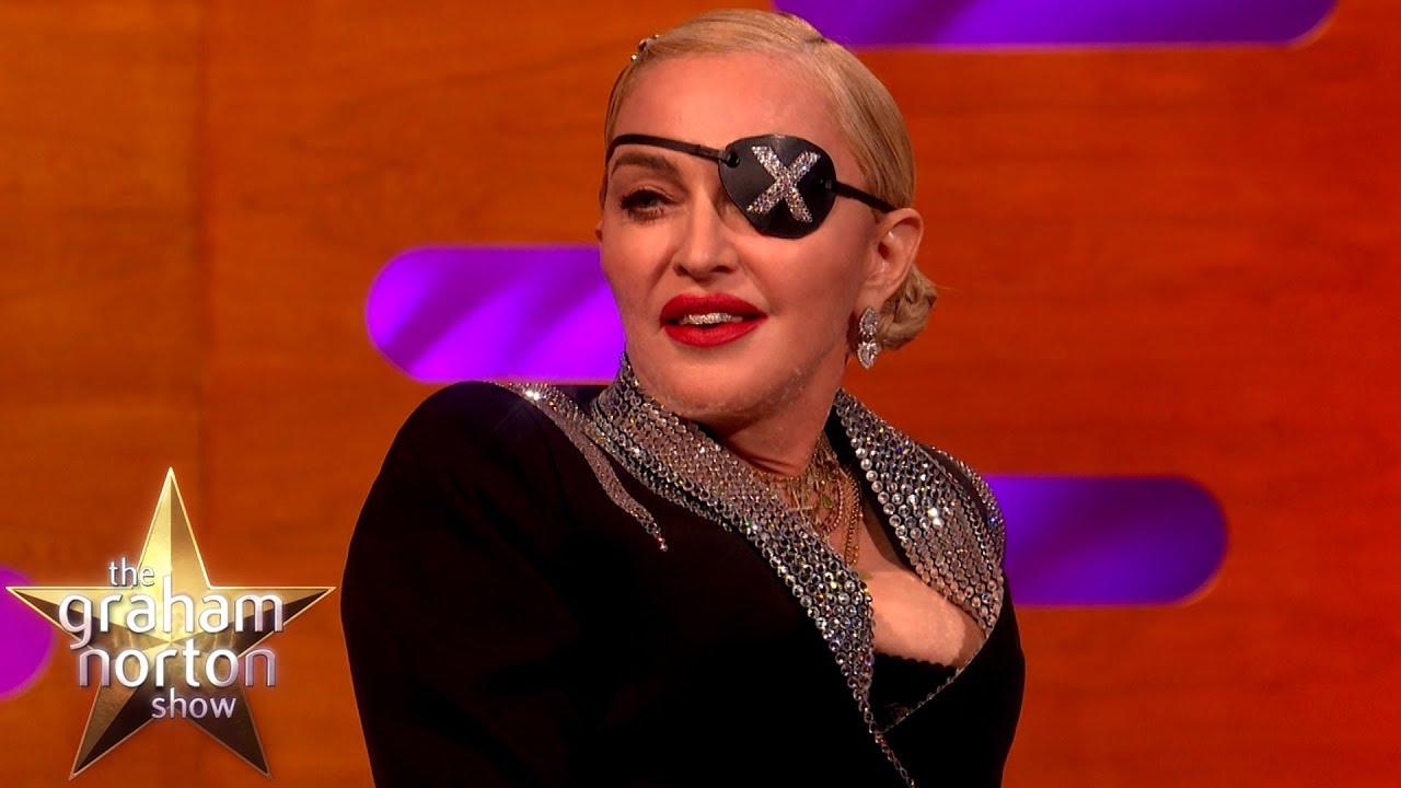 Madonna au Graham Norton Show