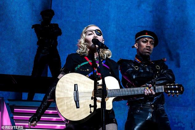 Madonna Pride NYC