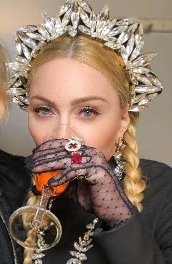 L'anniversaire de Madonna